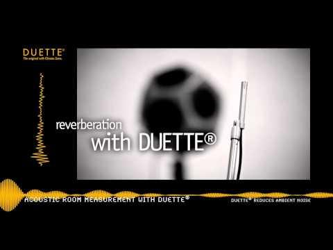 DUETTE® Shades- Acoustics