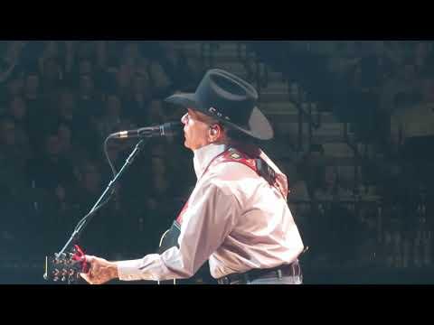 George Strait - Write This Down/2018/Las Vegas, NV/T-Mobile Arena