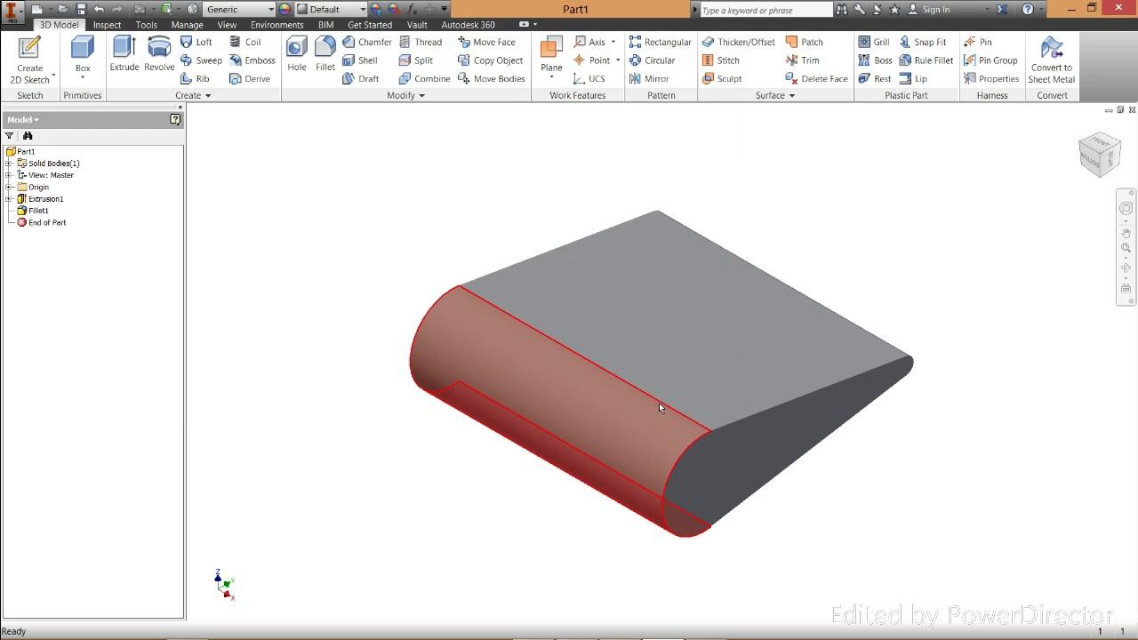 Part 1 - Import CAD into HyperMesh