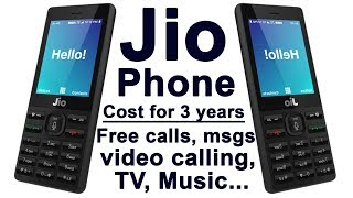 Jio phone: booking, pricing, features and specs | india today tech