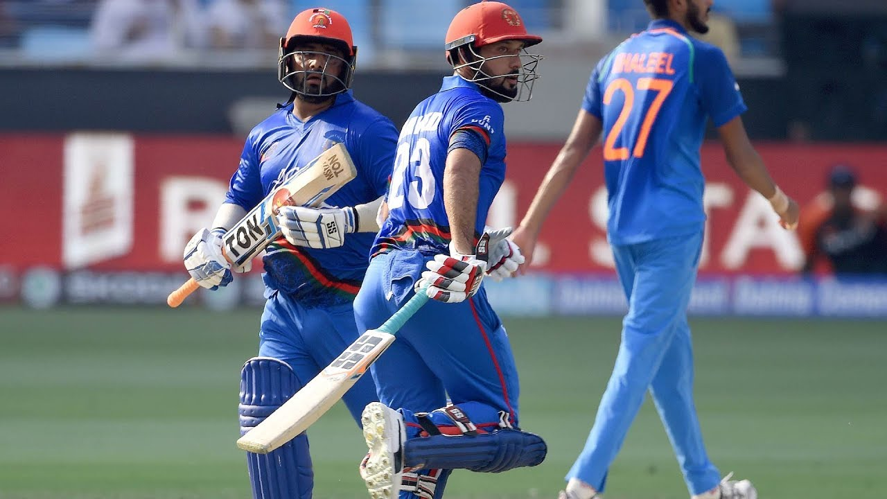 Cricbuzz Comm Box: IND vs AFG, 1st innings, Over No 15