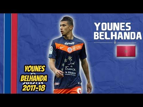 Younes Belhanda •Skills• •Goals• 2017 HD