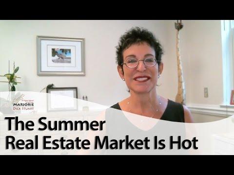 Cleveland Park Real Estate: The summer real estate market is hot