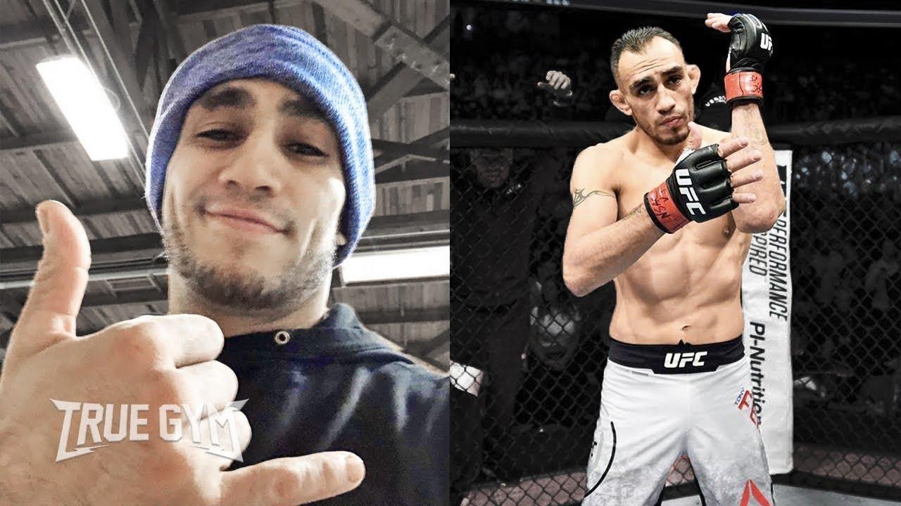 Побить Хабиба просто / Первое интервью Тони Фергюсона перед боем на UFC 249