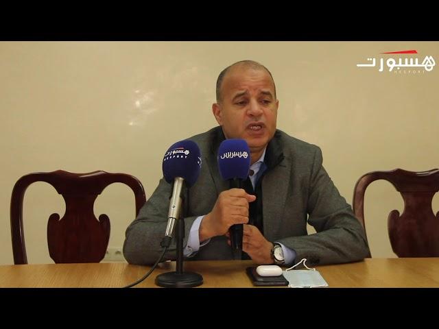 الحلوي يكشف سبب استقالته من رئاسة النادي القنيطري ويتحدث عن مستقبل الفريق