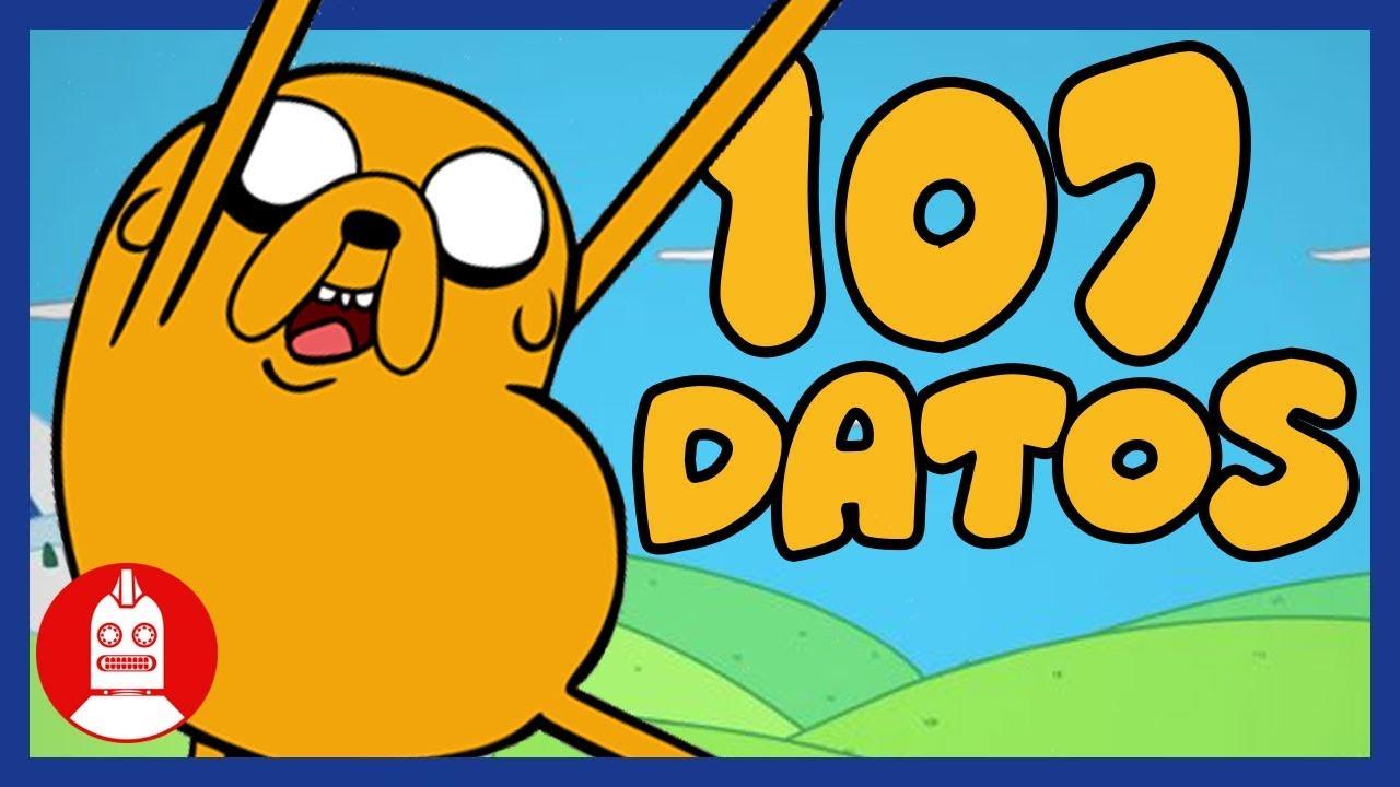 107 Datos De Jake El Perro Que DEBES Saber (Atómico #147) en Átomo Network