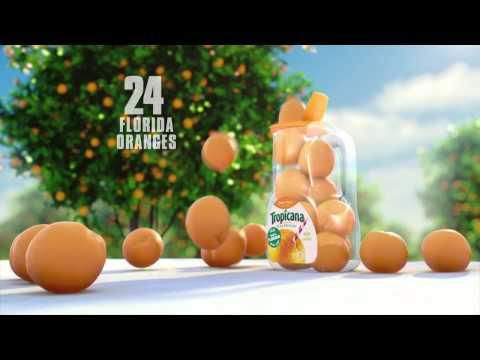 89 oz Tropicana Pure Premium commercial HD