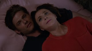 Link Tells Amelia He's Falling in Love with Her - Grey's Anatomy
