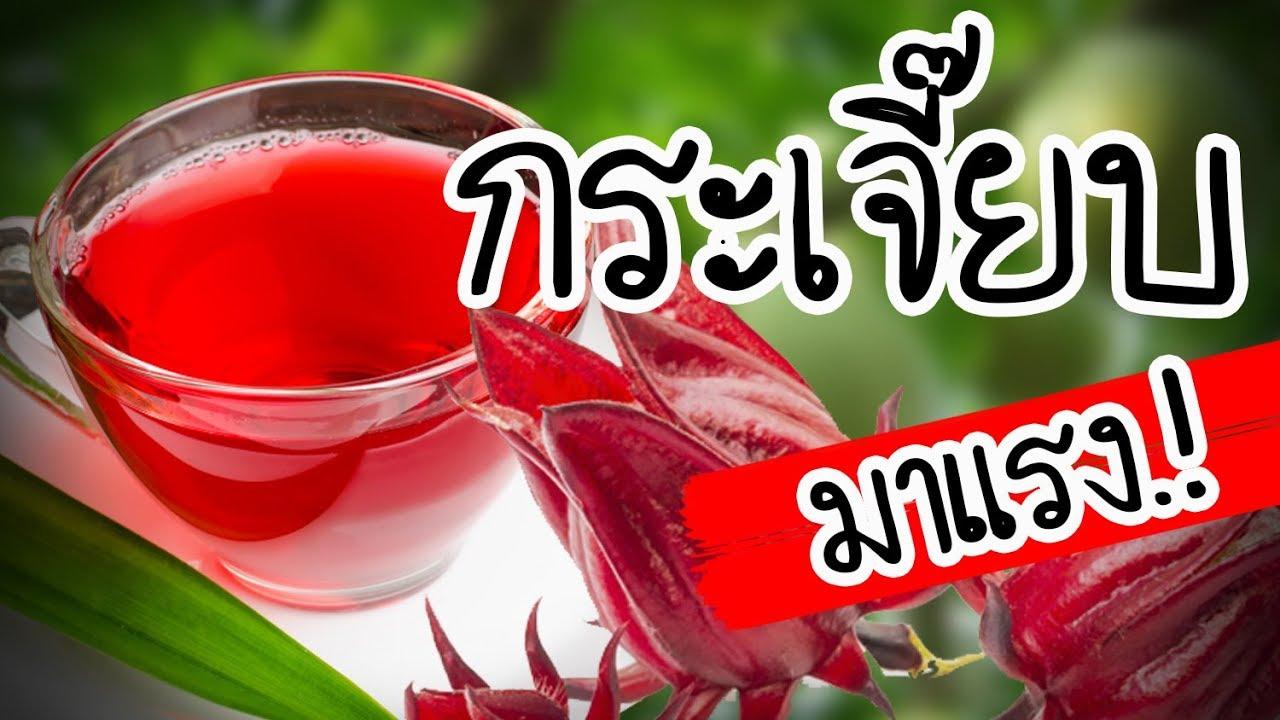 มาแรงมาก !!!!  10 เรื่องจริงของกระเจี๊ยบแดง ใครเคยดื่มต้องรู้ไว้....| Nava DIY