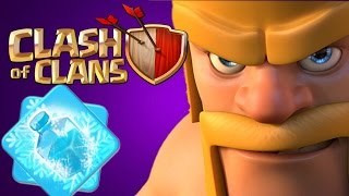 "Clash of Clans - NEW UPDATE! ""REVAMP SPELLS!"" FREEZE TROOPS! UPDATED SPELLS 2015! OFFICIAL GAMEPLAY!"