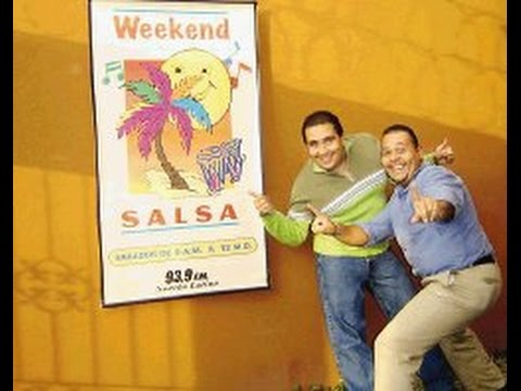Apertura Programa Weekend Salsa Costa Rica (2007)