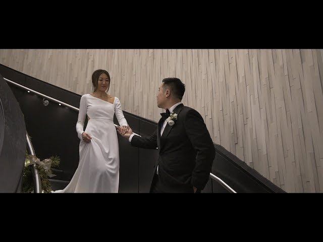 Sara + Jack | Toronto Chinese Wedding Video Same Day Edit at The Burroughes Building