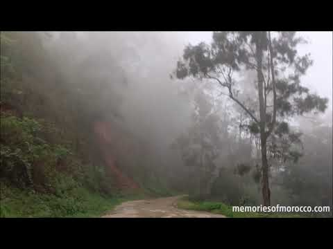 Riding through the mountains from Dili to Maubisse, Timor Leste / East Timor