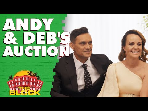 Andy And Deb's Auction | The Block 2019