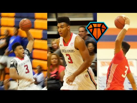 Anthony Polite Is The BEST European Born Player In The United States!! | Vegas Fab48 Highlights