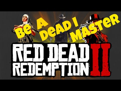 Red Dead Redemption 2 How To Use Dead Eye Tutorial