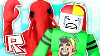 PET ESCAPE! RUN AWAY FROM THE PET CATCHER! | Roblox