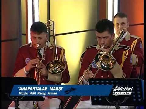 Bursa BŞB Bandosu - Anafartalar Marşı (Müzikal Portreler)