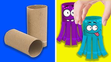 어린이를 위한 멋진 DIY 장난감 18가지