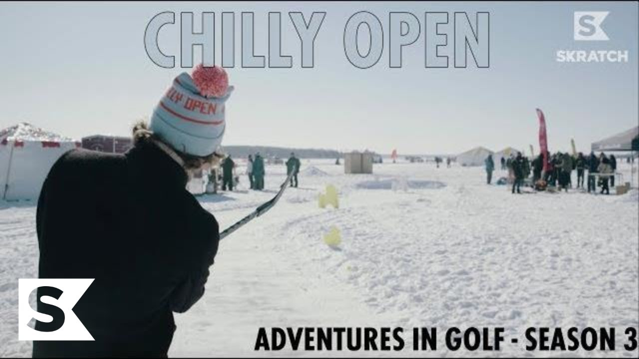 Download Golf on a Frozen Lake | Adventures In Golf Season 3