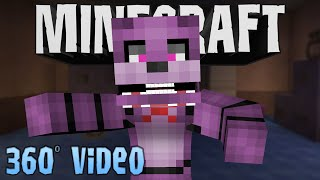 Five Nights At Freddy's 4 - Minecraft 360° - Minecraft Roleplay