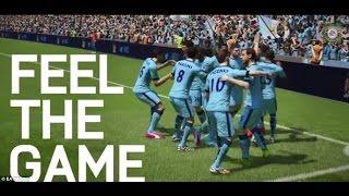 FIFA 15 - EA Sports' latest hit game to feature goalline technology, realistic football stars..