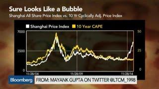 Chinese Markets a Classic Bubble Feeding Itself: Lawson