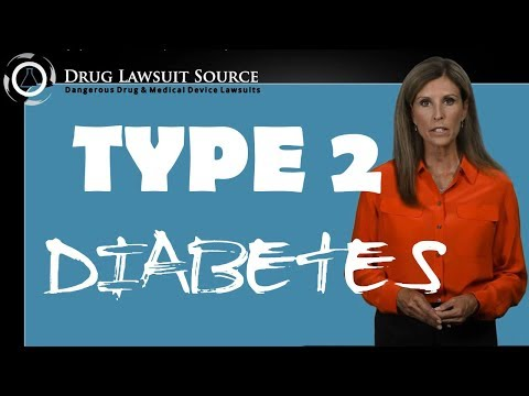 Type 2 Diabetes Drugs (Januvia, Janumet, Byetta & Victoza): Lawsuits, Settlements & Claims