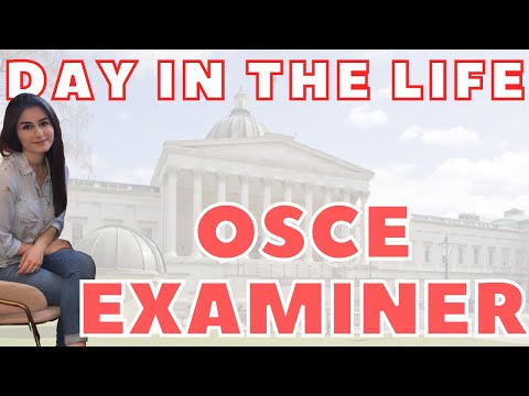 VLOG: I was an OSCE examiner for the day I The Junior Doctor