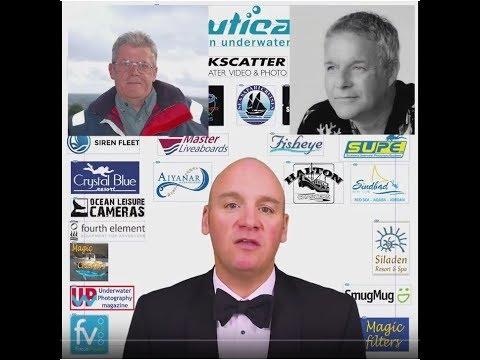 Underwater Photographer of the Year 2018 Online Award Ceremony
