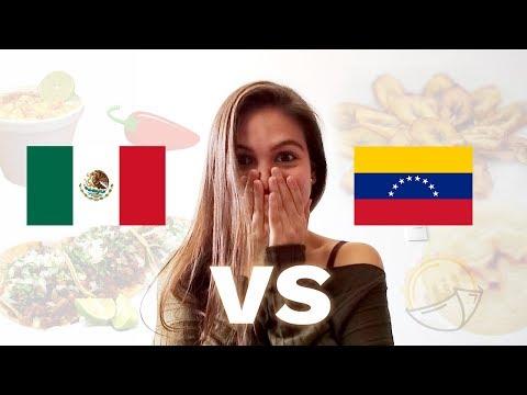 Venezuela vs Ciudad de Mexico