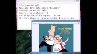 DILBERT En Audio Latino Online 2015