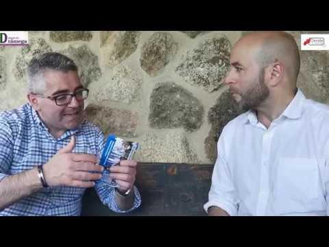 Entrevista Luís Villares, na súa visita a Verín e Xinzo