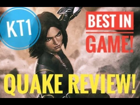 Quake – Best Champion In Game!