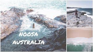 NOOSA HEADS   AUSTRALIA   TRAVEL VIDEO