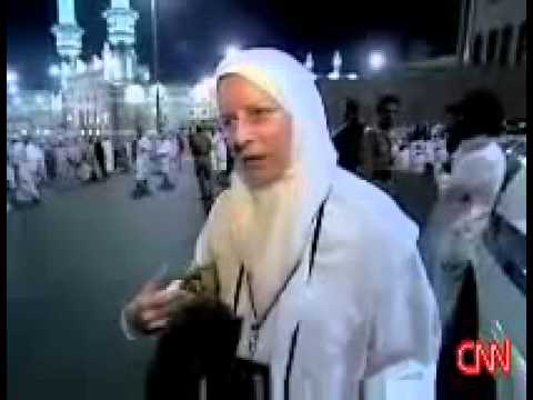 American new Muslim Woman Witnesses the Miracle of Hajj