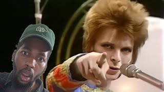 David Bowie - All The Young Dudes - Live - Glastonbury 2000 (Reaction)