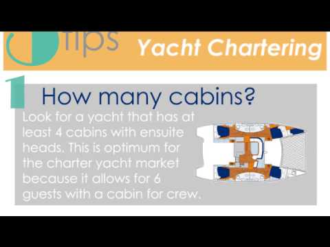 5 tips for buying a pre owned catamaran to turn into a yacht charter business