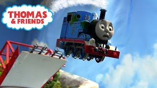 vicarstown bridge jump thomas and friends the great race remake oo ho