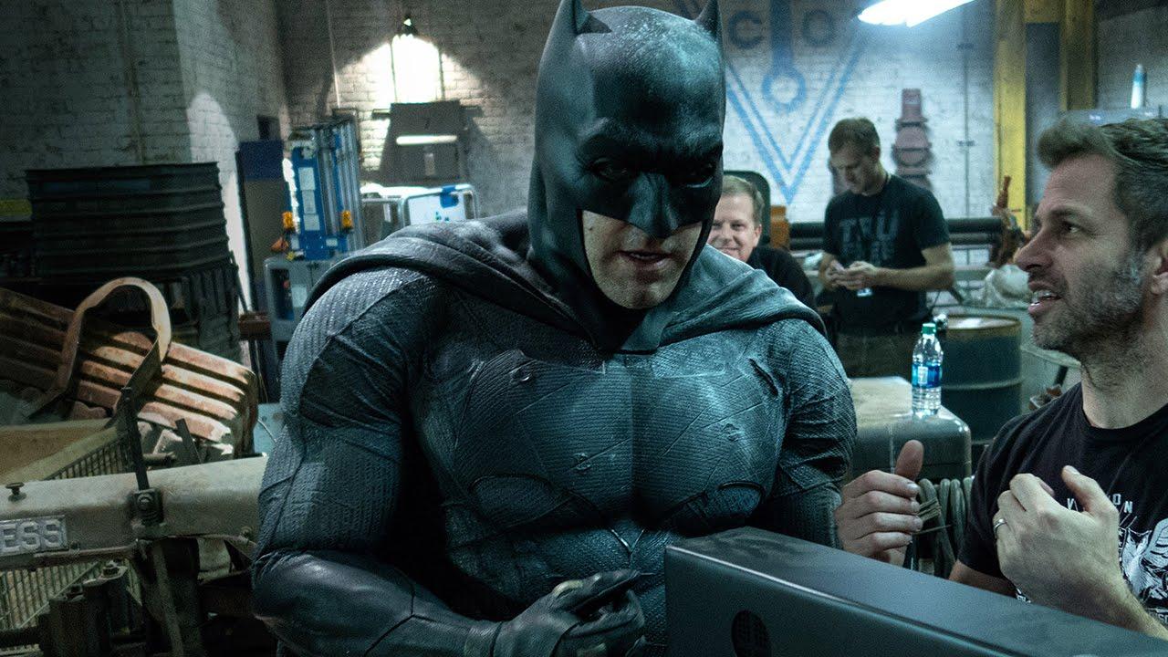 New Ben Affleck Directed Batman Movie Confirmed Youtube