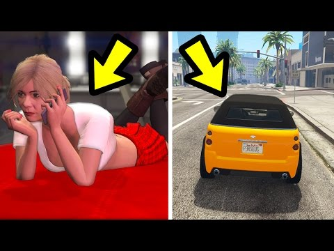 GTA 5 - Where Does Tracey Drive To?