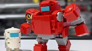ЛЕГО Амонг Ас самоделки из Лего и кастомы из игры. Lego Among Us самодельные персонажи