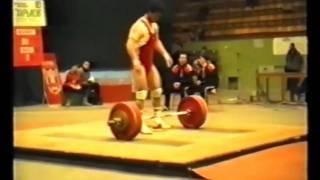 Мировой рекорд Асламбека Эдиева