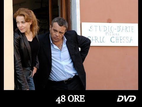48 ORE - Serie Tv, Fiction (2007) / Claudio Amendola, Claudia Gerini / Serie DVD