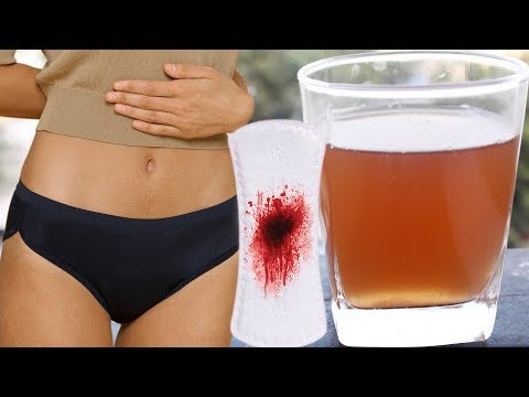 How to Get Periods Immediately In 1 Day Home Remedies || Myna Style Corner