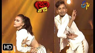 Mohan and Aboli Performance | Dhee Jodi | 17th July 2019 | ETV Telugu