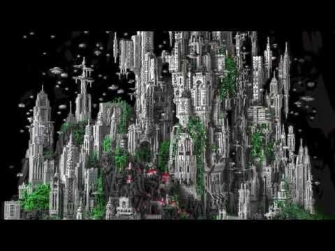 Mundo de fantas a lego hecho con 200 mil piezas youtube - Piezas lego gigantes ...