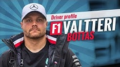 EVERYTHING YOU NEED TO KNOW ABOUT F1'S VALTTERI BOTTAS