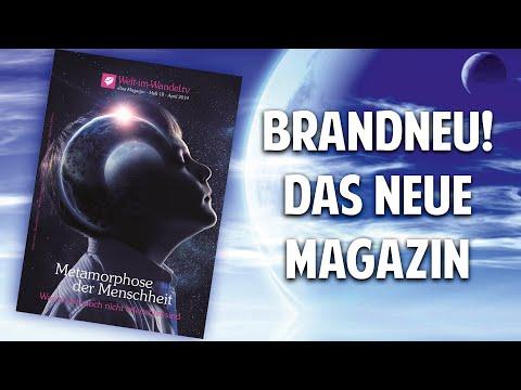 Metamorphose der Menschheit⎪Das neue Welt-im-Wandel.TV Magazin