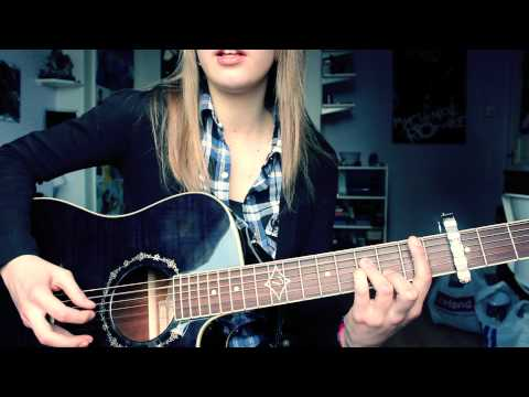 ☆ HEY THERE DELILAH - PLAIN WHITE T'S - ACOUSTIC COVER BY CHLOE ☆